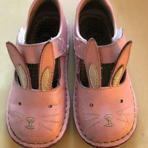 Livie & Luca bunny shoes